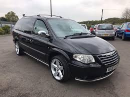 chrysler grand voyager 2 8 crd limited aut0 7seat stow and go
