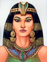 information on egyptain hairstlyes for and i picked this image for a look at female egyptian makeup with the