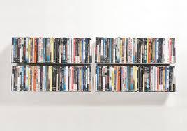dvd shelves dvd shelving unit by teebooks teebooks