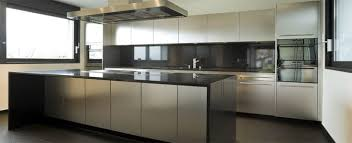 Average Stainless Steel Kitchen Cabinetry Cost Calculator - Kitchen steel cabinets