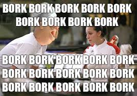Swedish Meme - swedish chef ramsay 8