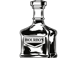 mixed drink clipart alcohol bottle 1 bourbon liquor drink drinking cocktail bar