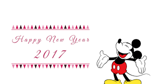 happy year 2017 mickey mouse hd wallpaper pixcorners