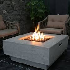 Gas Firepit Gas Outdoor Fireplaces Pits You Ll Wayfair