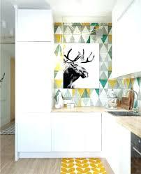 decoration carrelage mural cuisine adhesif mural cuisine decoration carrelage mural cuisine