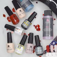 red carpet manicure gel polish kit review i heart cosmetics