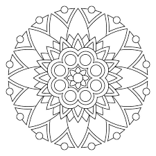 732 mandalas images coloring sheets drawings