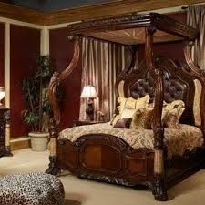 Bedroom Furniture Canopy Bed Fashioned Bedroom Furniture Foter