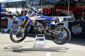 2011 yamaha yz450f james stewart dirt bikes pinterest