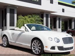2012 bentley continental gt gtc convertible w12