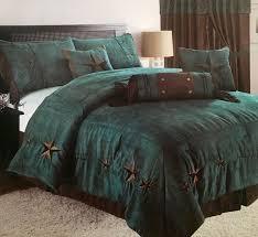 Western Bedding Set Brilliant Turquoise Western Bedding Sets M99 In Home Designing