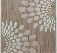 Wohnzimmer Braun Beige Einrichten Tapeten Braun Beige Muster Kogbox Com
