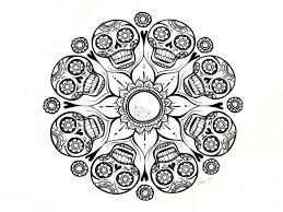 coloring pages printable mandala u0026 abstract colouring pages