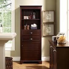 Espresso Bathroom Storage Espresso Bathroom Cabinet Lydia Rc Willey Furniture Store