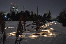 sapporo snow festival part 6 nakajima park at night portal bj