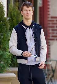 ansel elgort ansel elgort jacket from movie baby driver new american jackets