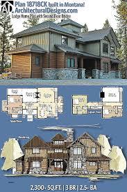 custom mountain home floor plans custom mountain home floor plans beautiful plan ck lodge home plan
