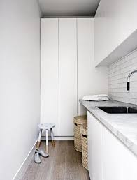 Expert Tips On How To Layout Your Laundry - Bathroom laundry designs