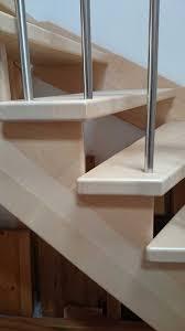 aufgesattelte treppen aufgesattelte treppen gebr donner holzbau