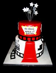 Movie Themed Cake Decorations Hollywood Theme Cake Decorations Part 42 Hollywood Themed Cake