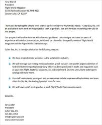 Business Letter Offer 40 offer letter exles