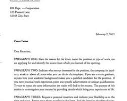 how to write an outstanding cover letter choice image cover
