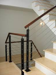 contemporary handrail minimalist modern handrail system new 4029