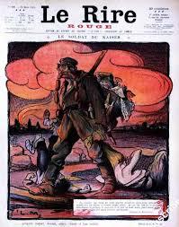 Kaiser Le Le Rire Soldat Du Kaiser Photo De Journaux Revues Grande Guerre