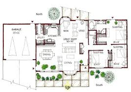 ranch home designs floor plans luxury passive solar ranch house plans home plans design