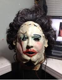 leatherface mask trick or treat studios previews 2017