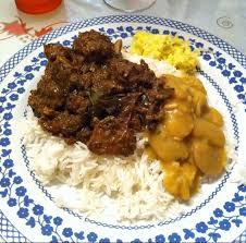 cuisiner du cabri recette du cabri massalé un des plats pour lequel je succombe