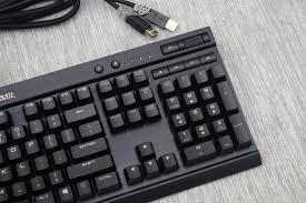 the corsair k70 rgb rapidfire mechanical gaming keyboard the