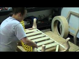 Where To Buy Upholstery Webbing Upholstery Jute Webbing Youtube