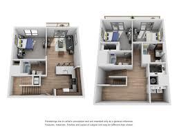 2 Bedroom Apartments Ann Arbor Apartments Near University Of Michigan The Yard