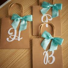 bridesmaid gift bags best 25 bridesmaid gift bags ideas on wedding day