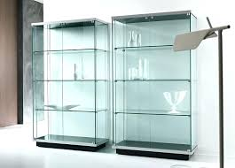 small curio cabinet with glass doors small wall curio cabinet curio cabinets with glass doors brilliant