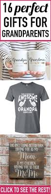 25 unique gift ideas for grandparents ideas on great