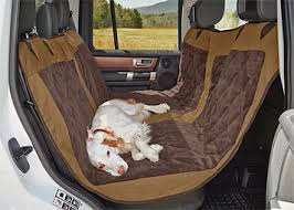 dog hammock car seat protector field collection reversible