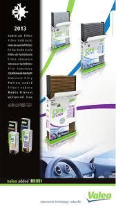 lexus ls 460 air conditioner filter valeo air conditioning cabin air filter 2013 catalogue 955604