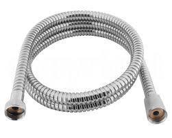 1 5m stainless steel flexible hose bathroom hand held mixer shower