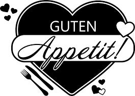 guten appetit sprüche wandtattoo für küche spruch guten appetit herzen gabel guten