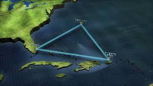 crystal pyramid bermuda triangle conspiracy