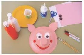 como hacer mascaras en forma de rosa cómo hacer una careta de cerdito 4 pasos uncomo
