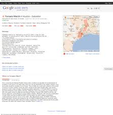 Killeen Texas Map New Google Maps Feature Disaster Alert Pins With Google Public