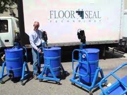 floor seal technology inc multibag mixer introduction