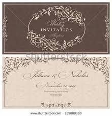 Popular Personal Wedding Invitation Cards Wedding Invitation Cards Designs Free Download Wedding Card