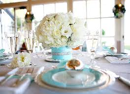 Tiffany Blue Vase Tiffany Blue Table Settings Just Need To Add Some Chocolate Brown