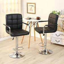 adjustable bar stool ebay