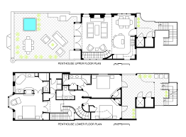 floorplan curbed ny penthouse floor plans crtable