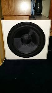 Bass Speaker Cabinet Design Plans Building A Diy Sealed Subwoofer Audioholics